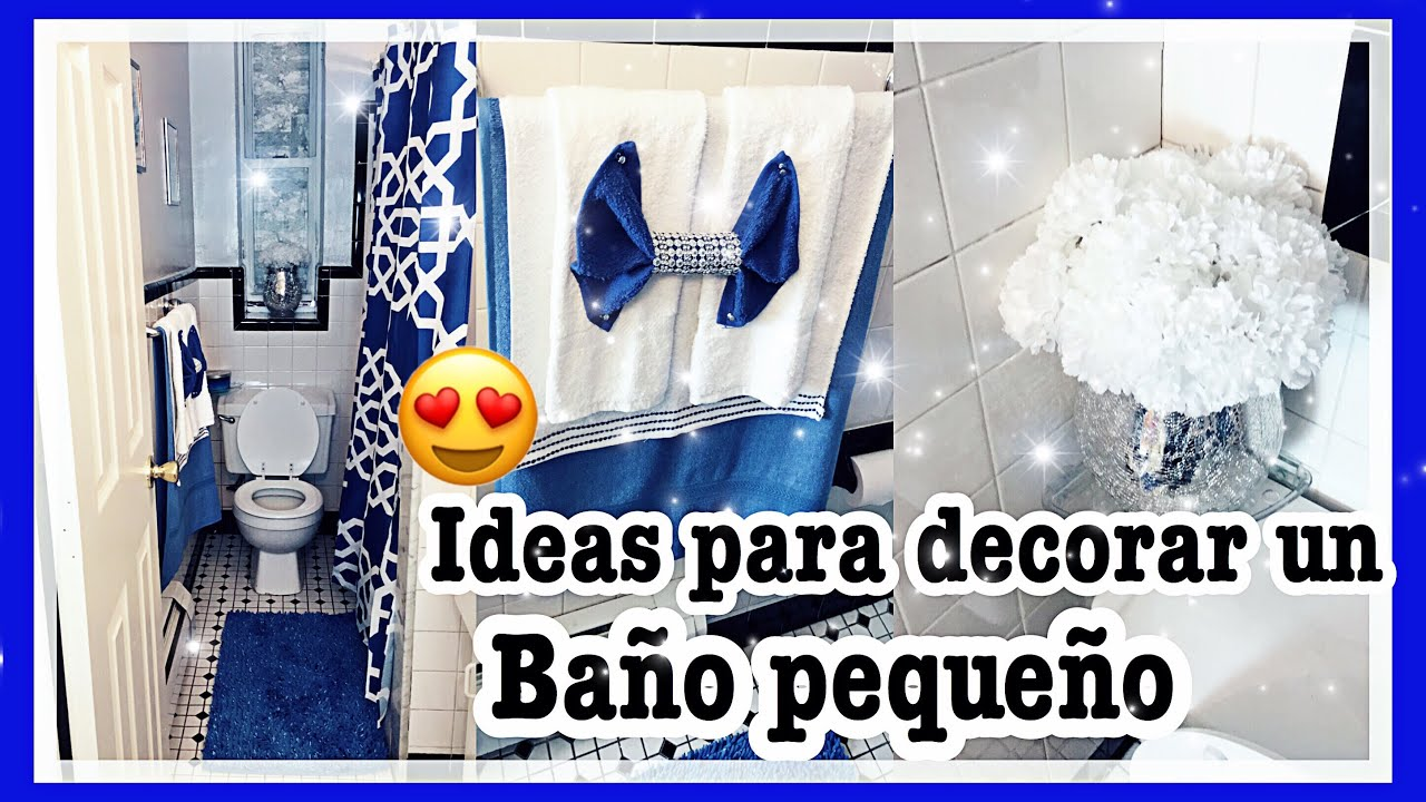 Como decorar tu ba o con poco dinero ideas para decorar tu for Como decorar tu bano
