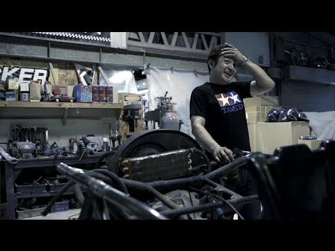 """画像: #02 動力系統篇 """"Power System""""1/1 ミニ四駆実車化プロジェクト www.youtube.com"""