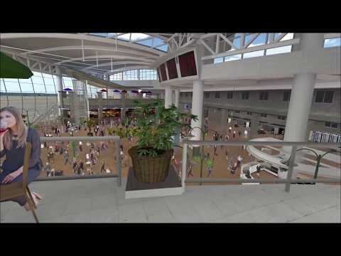 Central Terminal Construction Upgrade at Sea-Tac Airport