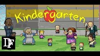 Kindergarten! These children..