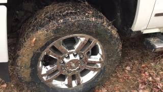 2016 chevy silverado 2500 hd diesel 4 wd first drive review leveling lift kit 2 inch 295 60r20 tir