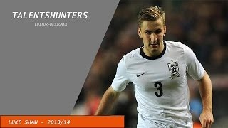 luke shaw southampton skills assists 2013 2014 welcome to manchester united