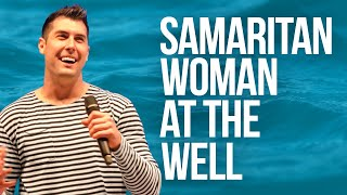 The Story of The Samaritan Woman at the Well Explained