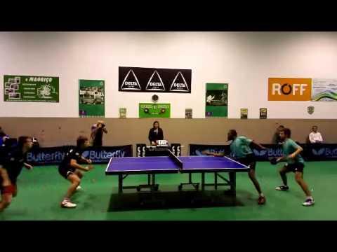 Tenis de Mesa :: 03J Sporting - 4 x Novelense - 0 de 2015/2016