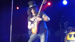 Slash - The Godfather (Solo) Live In Guadalajara 2015