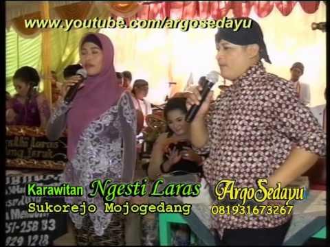 Sinom Rujak Jeruk, Pesinden Ibu Sri Wagesang