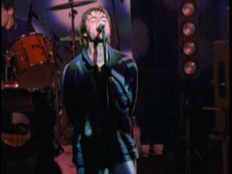 Slide Away-Oasis Live at Southend Cliffs Pavillion 1995