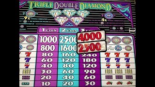 BIG WIN LIVE💛Triple Double Diamond $1Slot Max Bet $3, Free Play at San Manuel, Akafujislot