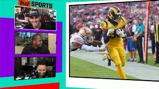 LaDainian Tomlinson's Fantasy Football Advice, Take Todd Gurley!!! | TMZ Sports