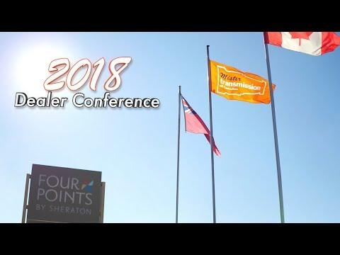 Mister Transmission 2018 Dealer Conference!