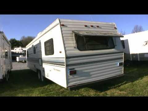 Sold Dutchmen 32 Handyman S Special 1991 Travel Trailer