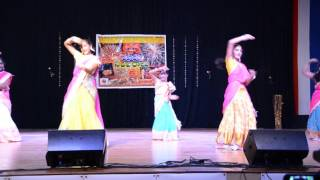 sandhya and Friends -Westchase Divas dance to Gopikamma dance