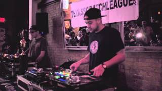 Texas Scratch League Instacuts 2015 Battle (Dopez vs Buck Rodgers)