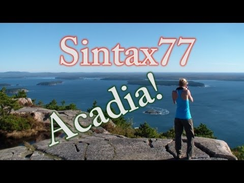 Day Hiking Acadia National Park - Maine in Early Fall