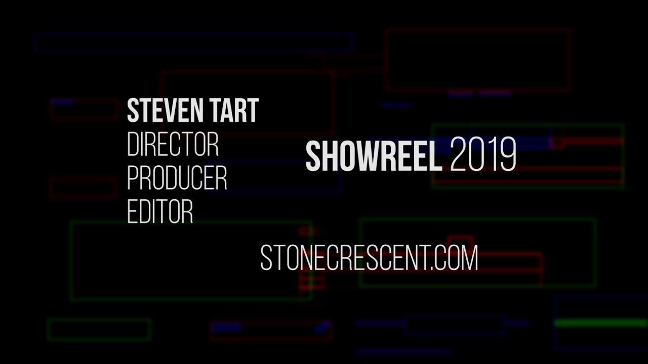 Steven Tart Showreel Sept 2019