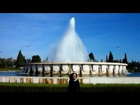 Jardim da Praça do Império - Lisboa, Portugal