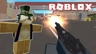 """Totally """"Normal"""" Roblox Arsenal Gameplay"""