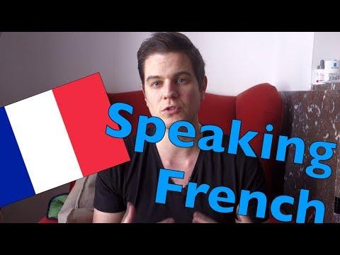 Speaking French after 3 Years - Un Néerlandais qui parle français