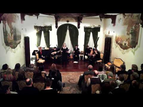 A dialogue between Europen Baroque and Oriental Music