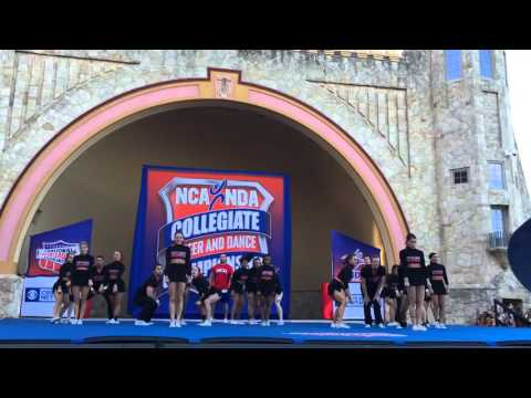 NC STATE Small Coed-  NCA 2016, Finals