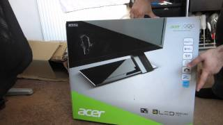Acer S235HL 23 inch IPS Monitor LED