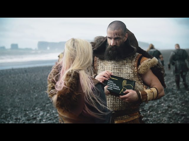 GOODBYE MY LOVE | The Beard Struggle | ICELAND