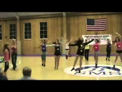 American Dance Training Camp -ADTC Stratton Mountain, VT 2008 - Session 5
