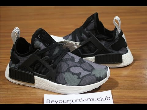 adidas NMD XR1 Men Shoes Bluewater £129.99