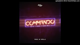 COMMANDO MUT4Y FT. WIZKID X CEEZAMILLI (OFFICIAL AUDIO)