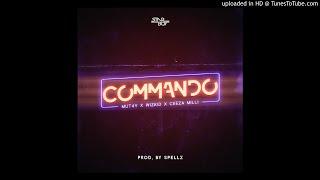 MUT4Y - COMMANDO FT. WIZKID X CEEZAMILLI ( AUDIO)