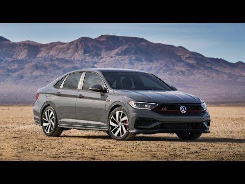 2019 Volkswagen Jetta GLI Exterior Interior Look