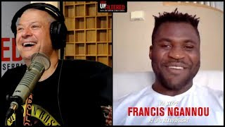Francis Ngannou on Fast and Furious, Miocic and Cormier | Unfiltered Podcast