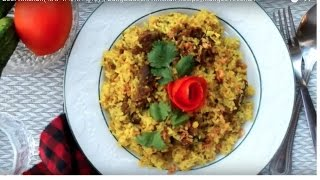 Beef Khichuri(গরুর মাংসের খিচুড়ি) || Bangaladeshi Khichuri Recipe||Mangso Khichuri