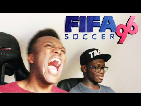 Thumbnail: PLAYING FIFA 96!!!