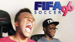 PLAYING FIFA 96!!!