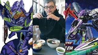Evangelion News Roundup for Fall 2017
