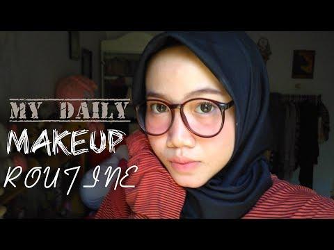 MY DAILY MAKEUP ROUTINE (2017)   ratuayusa
