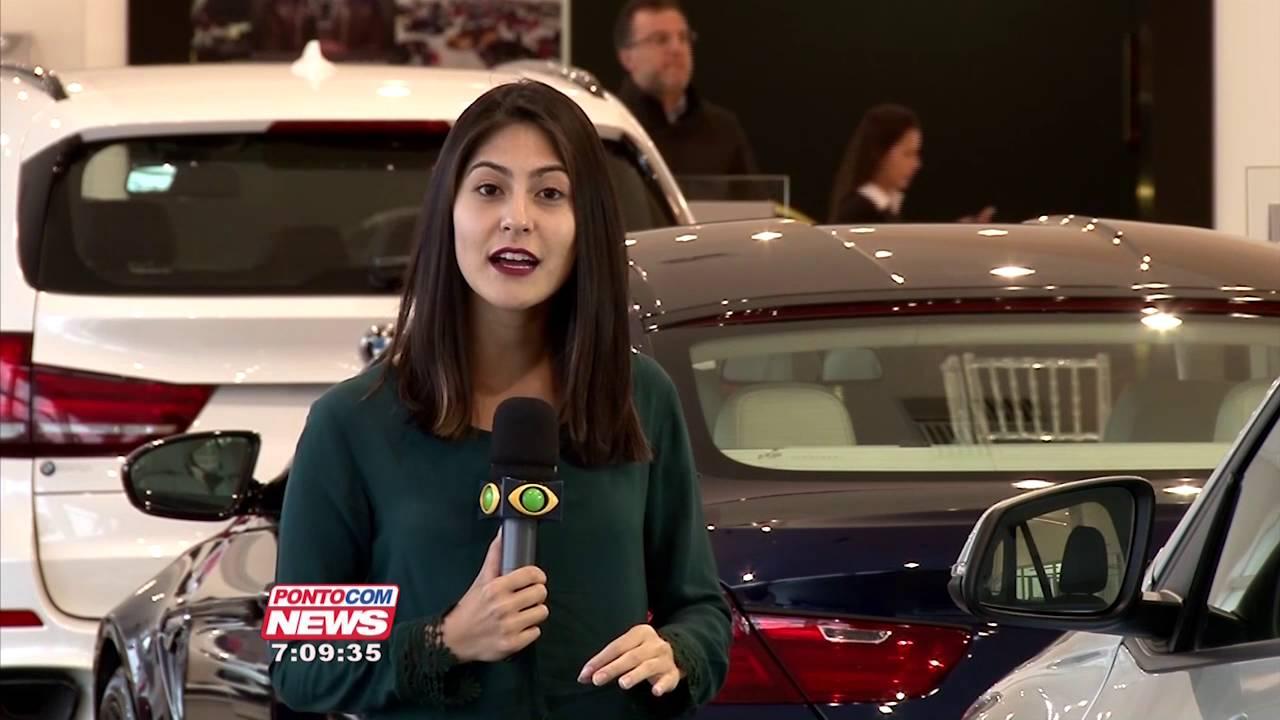 Cresce a venda de carros importados em Maringá