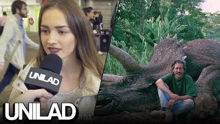 Asking People If They Think Steven Spielberg Actually Killed A Dinosaur | UNILAD