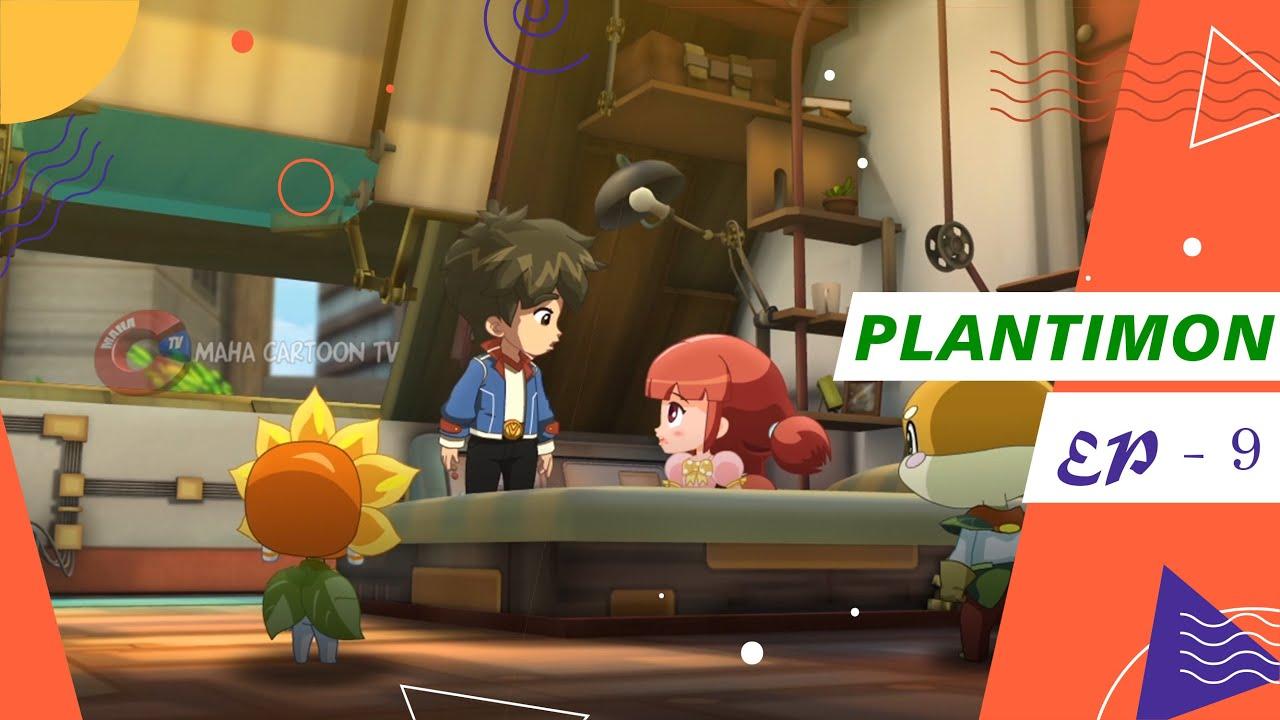 Plantimon | EP- 9 | Cartoon Series | Hindi Cartoon | Cartoon In Hindi | Mahacartoon Tv