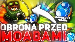 Bloons TD6 [PL] odc.39 - Obrona przez moabami *DOUBLE HP MOABS*