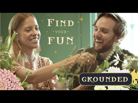 Find Your Fun: Taking up Gardening as a Hobby • Grounded {Ep. 1}