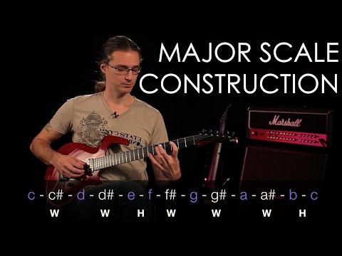 2. Major Scale Construction