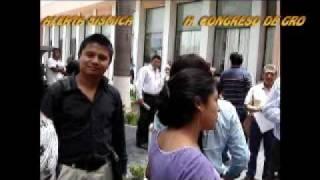 Alerta Sismica - H. Congreso del Estado Guerrero