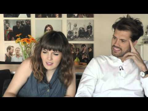 Oh Wonder interview - Josephine and Anthony (part 2)