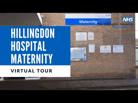 Hillingdon Hospital Maternity Virtual Tour