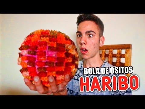 SUPER BOLA DE OSITOS HARIBO