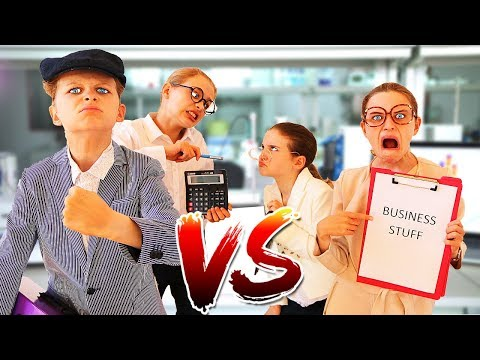 BUSINESS VS BUSINESS by Kids for $1000 w/ The Norris Nuts