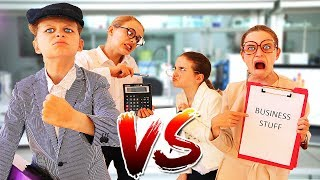Download BUSINESS VS BUSINESS by Kids for $1000 w/ The Norris Nuts Mp3 and Videos