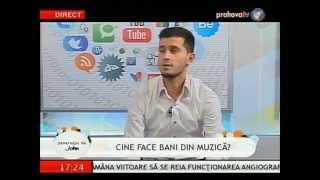 Alin Băicoianu în Generaţia lui John, la Prahova Tv